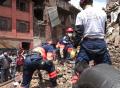 2015年ネパール地震SARチーム派遣