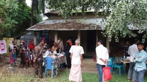 Cyclone Fani Response in Vola