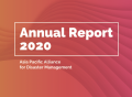 A-PAD ANNUAL REPORT COVER